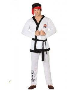 Disfraz de Karate Blanco