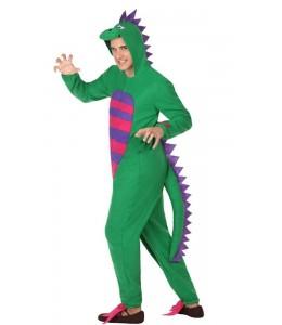 Disfraz de Dragon Morado