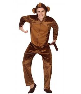 Disfraz de Mono Marron
