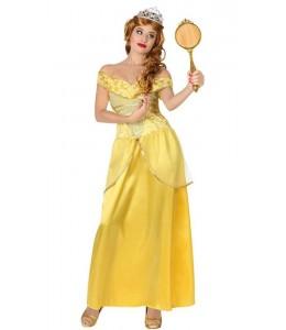 Disfraz de Princesa Amarilla