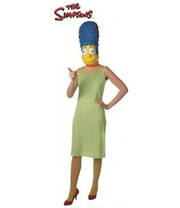 Disfraz de Los Simpson Marge
