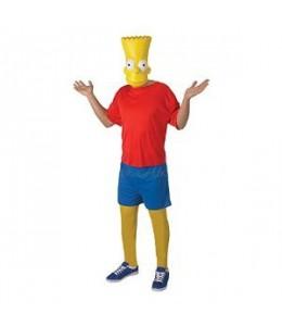Disfraz de Bart Simpson