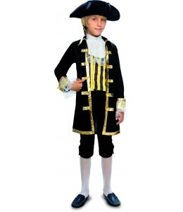 Disfraz de Cortesano Infantil