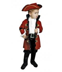 Disfraz de Pirata con Casaca Infantil
