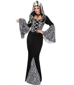 Disfraz de Vampiresa Gotica