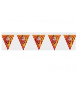 Banderines Triangulares de Halloween