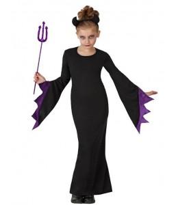 Disfraz de Hada Malvada Infantil