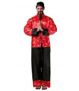 Disfraz de Chino Rojo