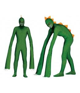 Disfraz de Reptil Mutante