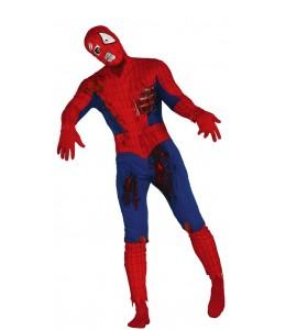 Disfraz de Spider Heroe Zombie