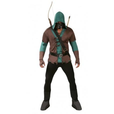 Disfraz de Arquero Cazador