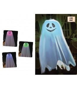 Muñeco Fantasma Colgante con Luz