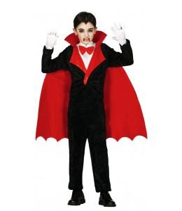 Disfraz de Vampiro Infantil