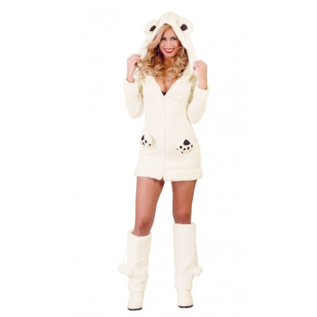Disfraz de Osita Polar