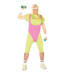 Disfraz de Fitness