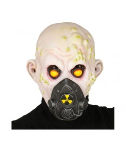 Mscara Zombie Nuclear