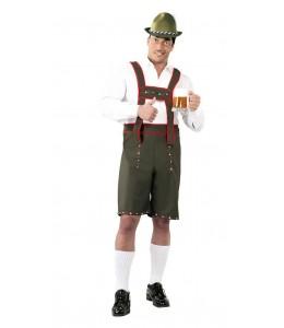 Disfraz de Tiroles