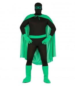 Conjunto de Super Heroe Verde