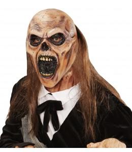 Mascara de Zombie del Cementerio