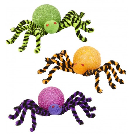 Arañas con Luz