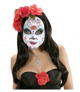 Mascara Calavera Dia de los Muertos