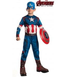 Disfraz de Capitan America AV2