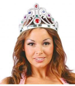 Corona Reina Plata