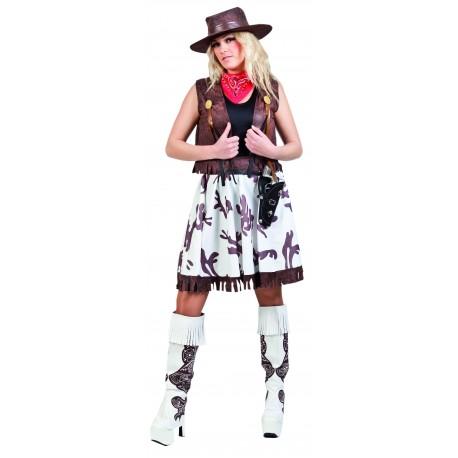 Disfraz de Vaquera