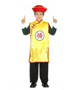 Disfraz de Son Gohan Infantil