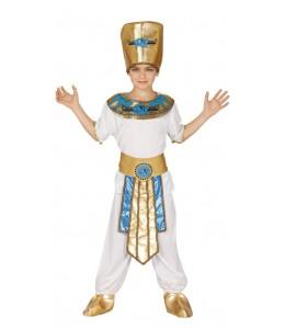 Disfraz de Faraon Infantil