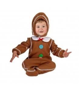 Disfraz de Galleta Bebe