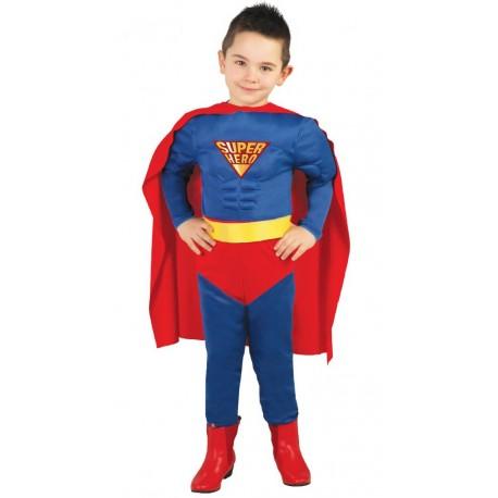 Disfraz de Super Hero Infantil