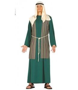 Disfraz de Pastor - San Jose Verde