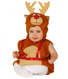 Disfraz de Reno Baby