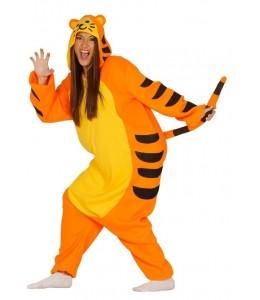 Disfraz de Tigre Pijama