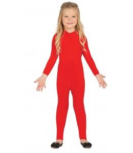 Malla Color Roja Infantil