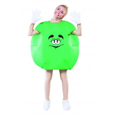 Disfraz de Dulce Verde