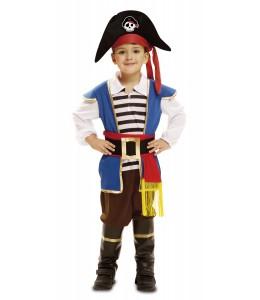 Disfraz de Pequeño Pirata Niño