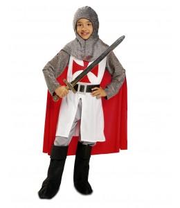 Disfraz de Cruzado Niño