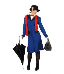 Disfraz de Nñera Poppins