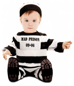 Disfraz de Preso Bebe