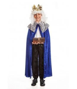 Capa Rey Azul Infantil