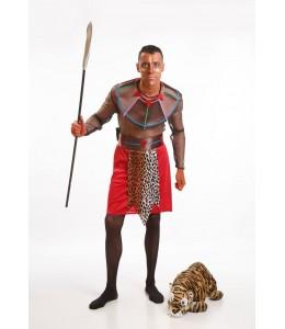Disfraz de Massai hombre