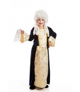 Disfraz de Marquesa Infantil
