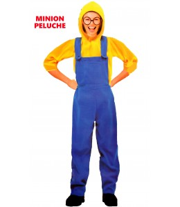Disfraz de Minion Pijama