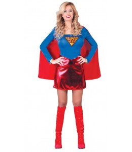 Disfraz de Super Woman