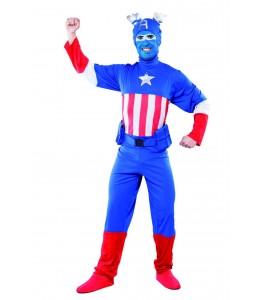 Disfraz de Capitan Azul