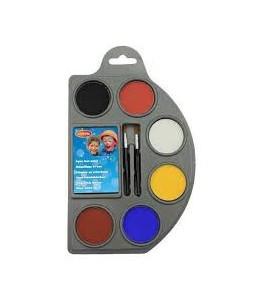 Paleta de maquillaje 6 colores