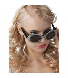 Gafas Jackie Brillo Plata