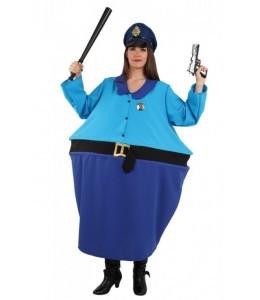 Disfraz de Jefa de Policia